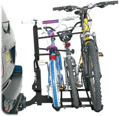 receivers platform splitrail bike mount rack hitch racks bicycle rockymounts for style