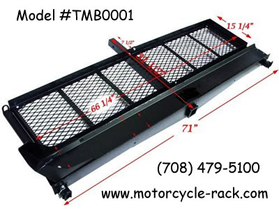 Motorcycle carriers