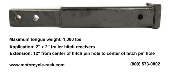Hitch extension