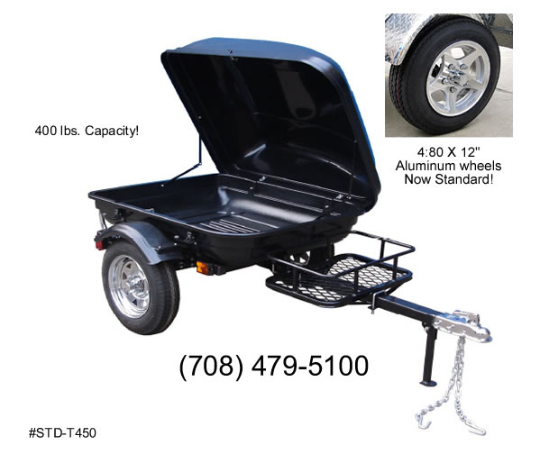 Motorcycle Trailer For Sale Pull Behind Motorcycle