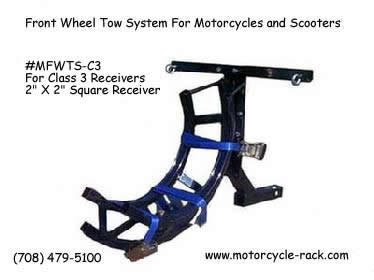 Front Wheel Tow Motorcycles